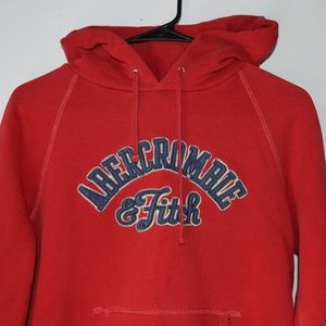 Abercrombie & Fitch Hoodie Size Large